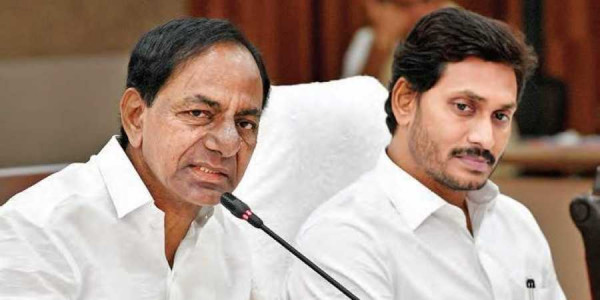 KCR and Jagan Mohan Reddy to discuss linking of Godavari with Krishna river