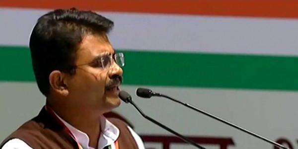 Congress will win 2019 elections: Rajeev Satav