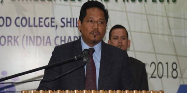 Meghalaya Heavily Dependent on Central Revenue: Meghalaya CM Conrad K Sangma