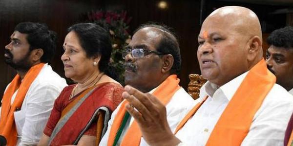 BJP bashing will not be tolerated: Kanna