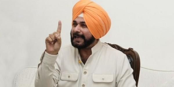 नवजोत सिंह सिद्धू का हमला, कहा- पकौड़ा और भगोड़ा योजना के लिए याद किए जाएंगे पीएम मोदी