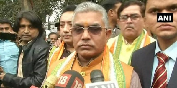 BJP Delegation Meets Governor Over Post-Poll Violence In West Bengal