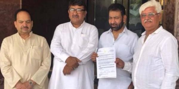 muslim-leaders-seek-at-least-one-lok-sabha-ticket-in-national-capital