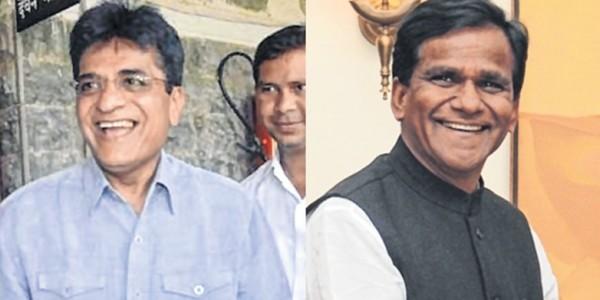 BJP may change seven sitting MPs including Kirit Somaiya