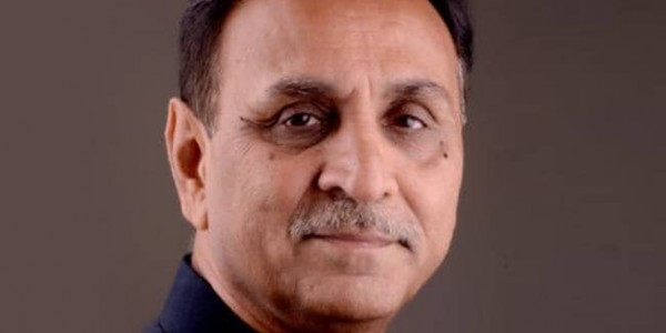 Gujarat CM Vijay Rupani proposes changes in SDRF norms to deal with drought
