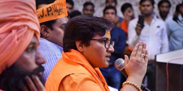 बीजेपी 23 सीटों पर आगे, कांग्रेस के ज्योतिरादित्य, भूरिया और अजय सिंह राहुल पीछे
