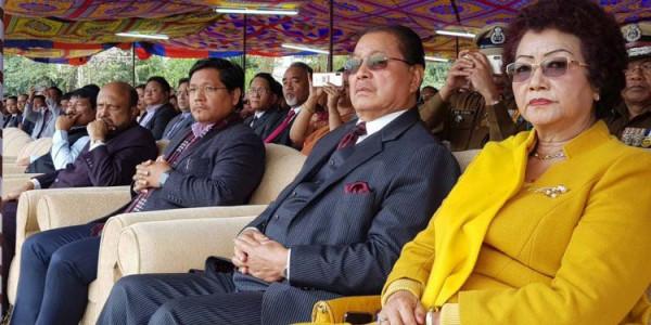 Conrad Sangma congratulates new Mizoram CM Zoramthanga