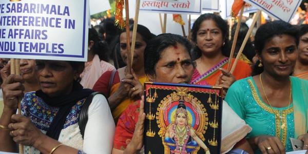 सबरीमाला को लेकर केरल में बंद का एलान, कई इलाकों में धारा 144 लागू