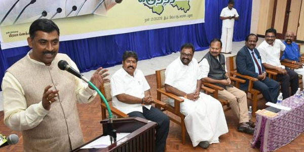 Stalin, Vaiko against interests of minorities: BJP