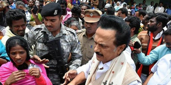 Provide ₹1,000 cr. to rebuild houses in landslide-hit Nilgiris, Stalin urges CM