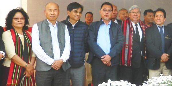 Health minister Pangnyu's mother passes away