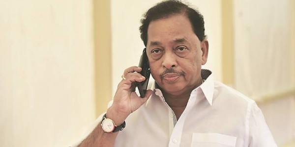Former Maharashtra CM Narayan Rane moves HCfor removal of atrocity charges in 2002 case