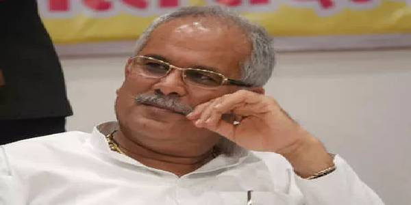 कमीशनखोरी से कमाए के पैसों पर गरज रहे हैं रमन सिंह: सीएम भूपेश बघेल