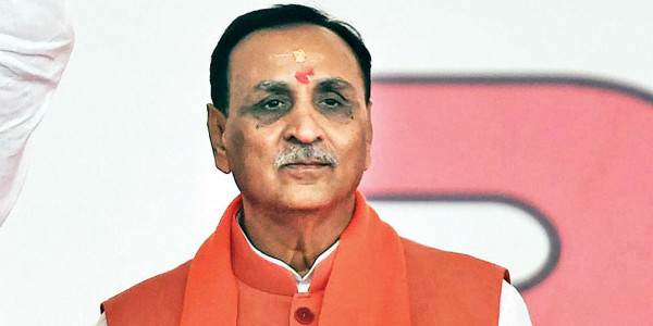 Gujarat CM Rupani gives flat keys to over 200 families: 'Pucca houses have given slum dwellers a permanent address'