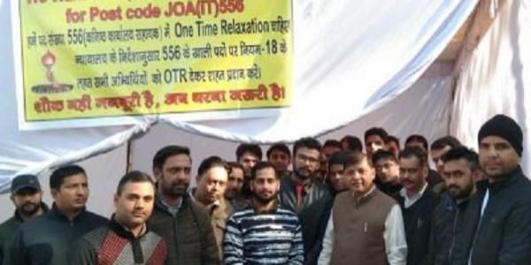 विधानसभा में उठायेंगे पोस्ट कोड 556 मामला : राजेंद्र राणा