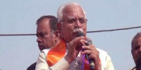 इनेलो-कांग्रेस पर CM खट्टर ने किया तंज, कहा- इनके कुर्ते, पायजामे हमने खूंटी पर टंगवा दिए