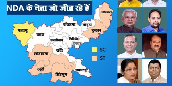 झारखंड में खूंटी से अर्जुन मुंडा जीते, आधिकारिक घोषणा बाकी