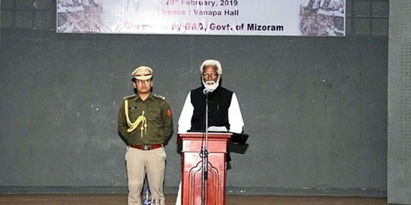 1st-official-function-for-mizoram-statehood-day-after-10-years