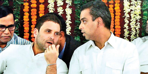 Tweet-chat with PM Narendra Modi: Congress leader Milind Deora regrets 'insinuations'