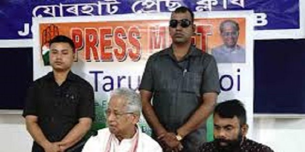 Recruitment into ULFA on the rise in Assam due to unemployment in the past five years: Tarun Gogoi