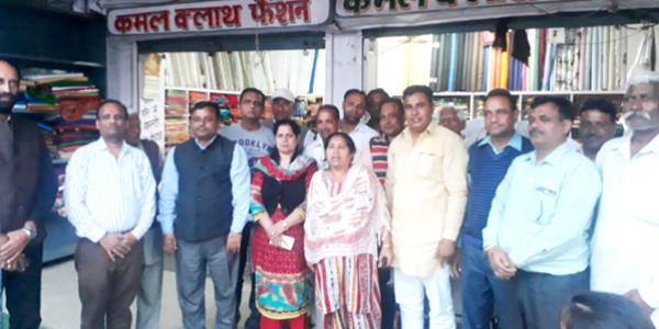 कालका में होगा कांग्रेस प्रदेश अध्यक्ष अशोक तंवर का जोरदार स्वागत : मनवीर कौर गिल