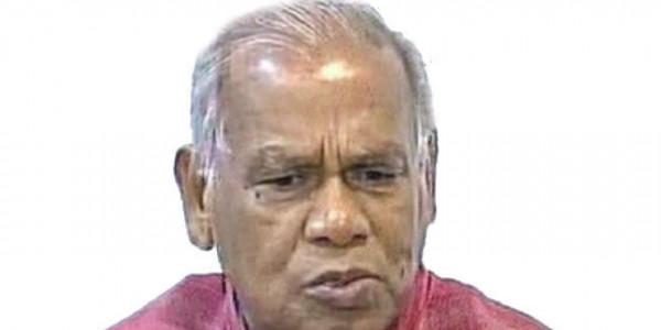 बिहार के पूर्व मुख्यमंत्री जीतनराम मांझी बोले- BJP और JDU ने फैलाया झूठ, किये झूठे वादे