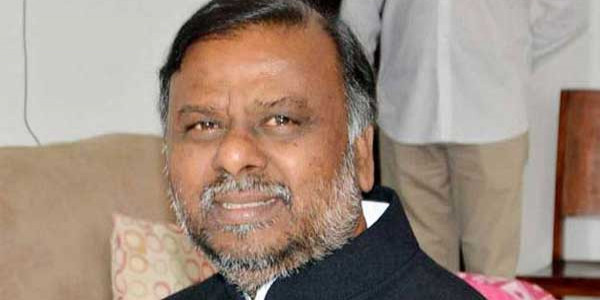 Minister Anjaneya offers to quit post on Internal reservations issue