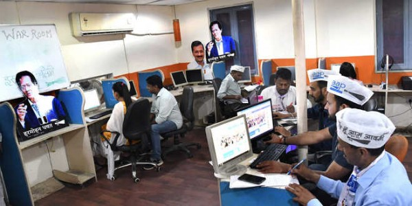 IT professional, grads part of AAP war room