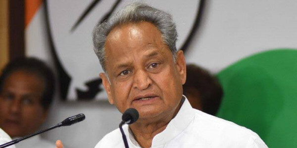 P Chidambaram's Arrest A Diversion From Crumbling Economy: Ashok Gehlot