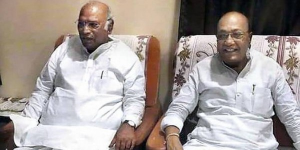 Kharge, Kandkur bury over 40-year-long political rivalry