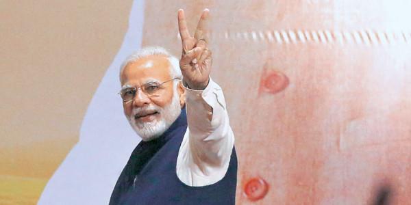 अपने 12 दौरे से प्रधानमंत्री मोदी बदलना चाहते हैं राजस्थान की वसुंधरा का भाग्य