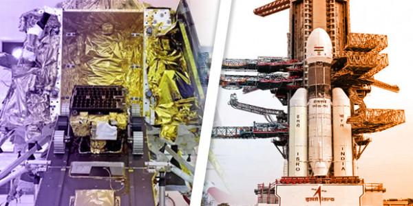 चंद्रयान-2 लॉन्चिंग की उल्टी गिनती शुरू, आज दोपहर 2 बजकर 43 मिनट पर भरेगा उड़ान