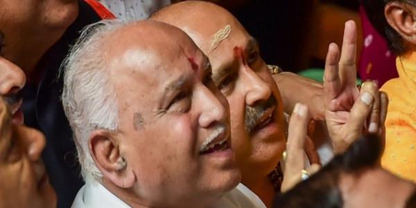 सरकार गिरने के बाद कर्नाटक बीजेपी का ट्वीट-भ्रष्ट और अपवित्र गठबंधन के युग की विदाई हुई