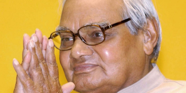 Vajpayee's ashes to be brought to Goa tomorrow
