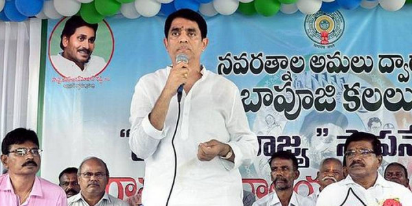 Buggana blames TDP for power crisis