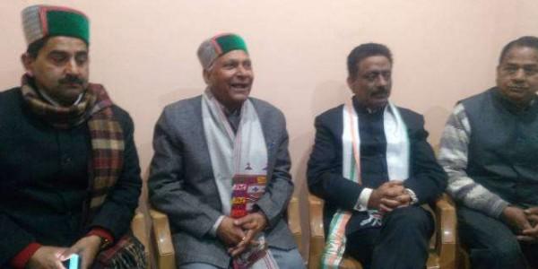 himachal-pradesh-kangra-congress-pradesh-president-in-baijnath
