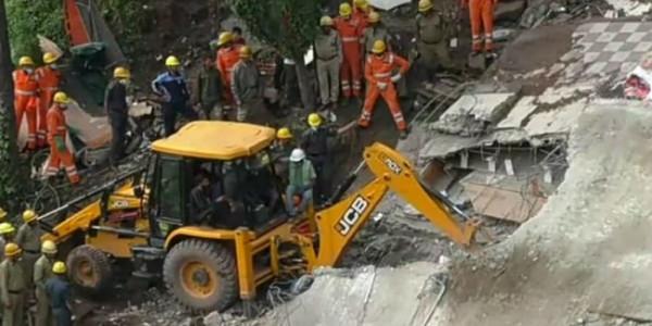 सोलन हादसे में मलबे से 14 शव बरामद, 24 घंटे चला रेस्क्यू ऑपरेशन; सीएम ने दिया मजिस्ट्रेटी जांच का आदेश