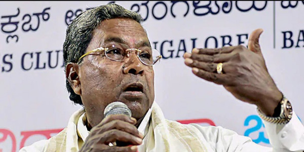 """Scaring People With Income Tax, CBI"": Siddaramaiah Hits Out At BJP"