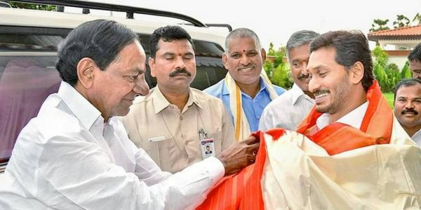 Jagan, KCR for amicable solution to bifurcation issues