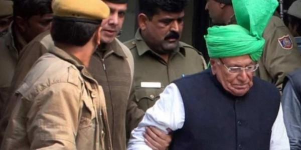 ED Attached Property Worth Rs 3.68 Crores Of Om Prakash Chautala