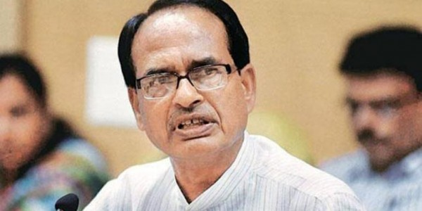 shivraj singh chouhan attack on congress