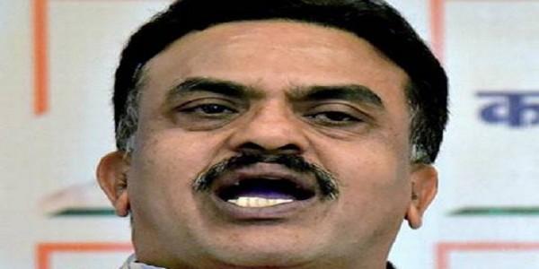CM fooling people, junior officers made scapegoats: Nirupam