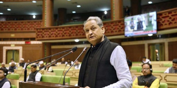 BJP says Rajasthan government could fall; Congress says pipe dream