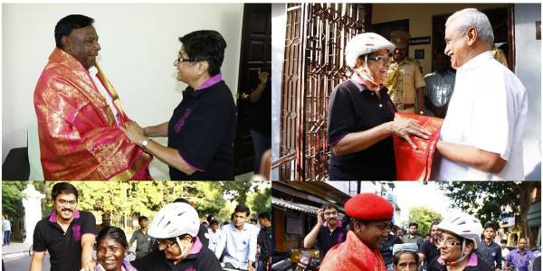 bedi visits puducherry cm