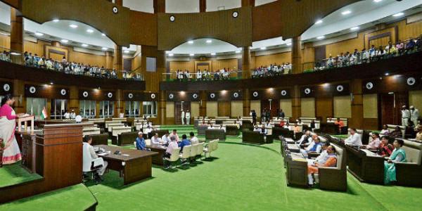 नया विधानसभा भवन लोगों के सपनों का जीता-जागता प्रमाण है : राज्यपाल द्रौपदी मुर्मू