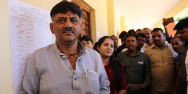 DK Shivakumar's Release from Jail May Halt JD(S)
