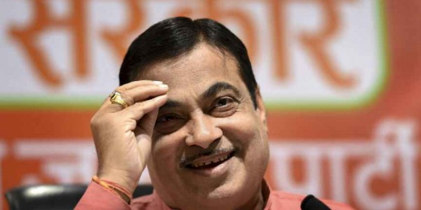 Exit polls not final decision, but hint at BJP's win, says Nitin Gadkari