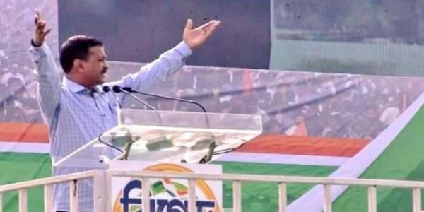 arvind-kejriwal-planning-a-mega-rally-in-the-line-of-mahagathbandhan-rally