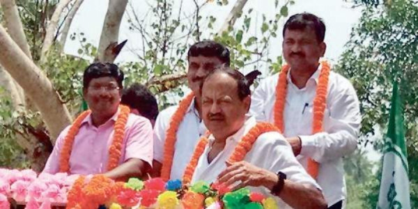 Nearly two decades on, Bijoy Mohapatra faces same acid-test in Odisha Assembly