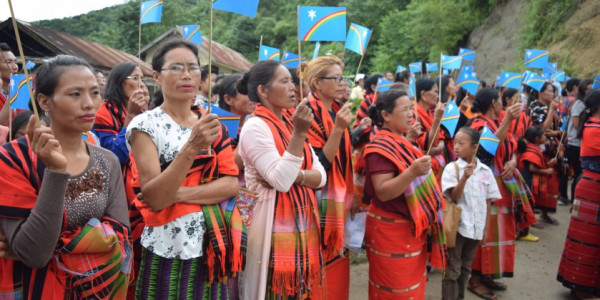 All Manipur Students' Union and Naga Peace Talk  All Manipur Students' Union and Naga Peace Talk